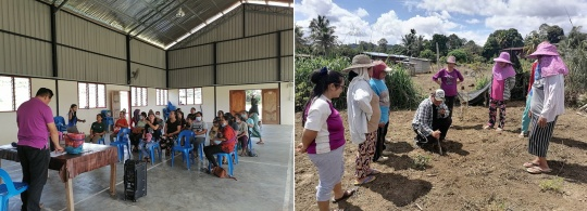 Cagamas CSR Collaboration with Women of Will to Support B40 Women Farmers in Sabah