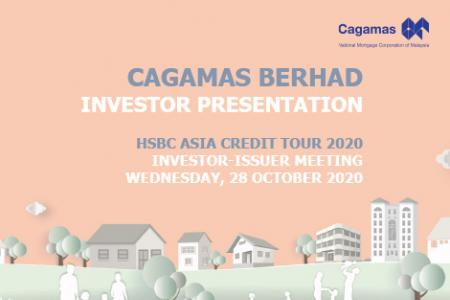 HSBC Asia Credit Tour 2020 (Investor-Issuer Virtual Meeting)