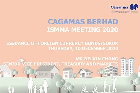 International Secondary Mortgage Market (ISMMA) Meeting 2020